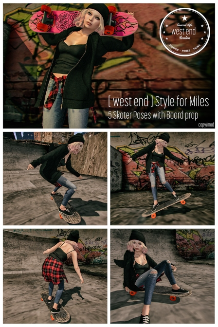 [ west end ] Style for Miles ad-1500
