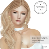 [ west end ] Shapes - Kirsten (CATWA Kathy Bento )