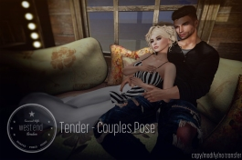 [west end ] Tender Couples Pose-AD