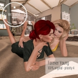 [ west end ] Forever Young - Friends Pose1