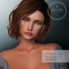 [ west end ] Shapes - Kit (CATWA Kathy Bento )