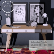 [ west end ] Home - Hepburn Console - Original Mesh