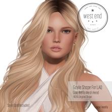 [ west end ] Shapes - Gayle (LAQ Gaia Bento )2