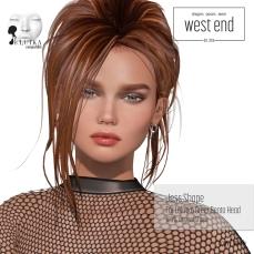 [ west end ] Shapes - Jess (Lelutka Greer Bento )