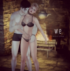 [ west end ] Poses - Under His Spell Couples Pose - Swank2