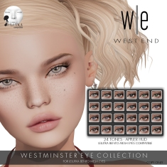 [ WEST END ] EYES - WESTMINSTER EYE COLLECTION - LELUTKA AD MP
