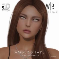 [ west end ] Shapes - Amber (Lelutka Simone Bento)