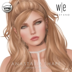 [ west end ] Shapes - Anastasia (Catwa Catya Bento)