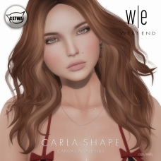 [ west end ] Shapes - Carla (Catwa Catya Bento)