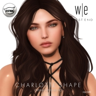 [ west end ] Shapes - Charlotte (Catwa Catya Bento)