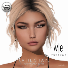 [ west end ] Shapes - Katie (Catwa Catya Bento) AD