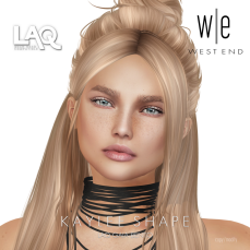 [ west end ] Shapes - Kaylee (LAQ Gaia Bento) AD