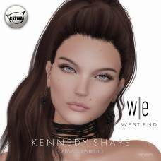 [ west end ] Shapes - Kennedy (CAYWA Sofia Bento)