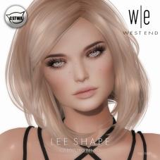 [ west end ] Shapes - Lee (Catwa Lilo Bento)