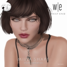 [ west end ] Shapes - Milla (Lelutka Greer Bento)