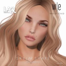 [ west end ] Shapes - Skylar (LAQ Ana Bento)