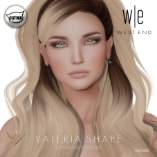 [ west end ] Shapes - Valeria (Catwa Catya Bento)