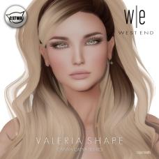 [ west end ] Shapes - Valeria (Catwa Catya Bento)