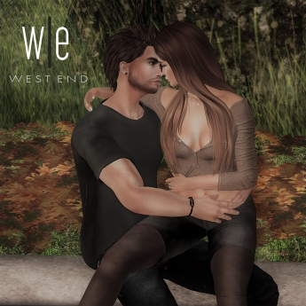 [ west end ] Poses - Falling For You AD2