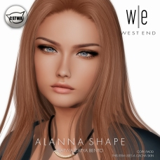 [ west end ] Shapes - Alanna (Catwa Catya Bento)2