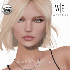 [ west end ] Shapes - Cameron (CAYWA Sofia Bento)