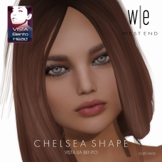 [ west end ] Shapes - Chelsea (VA Lia Bento)