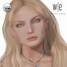 [ west end ] Shapes - Lacey (Catwa Sofia Bento)