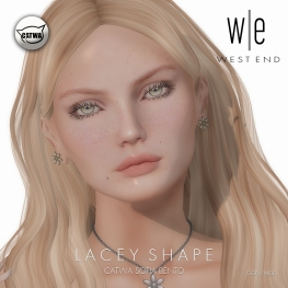 [ west end ] Shapes - Lacey (Catwa Sofia Bento)