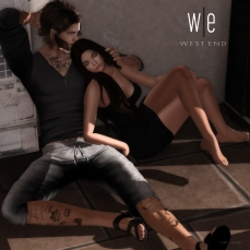 [ west end ] Poses - State of Trust - Couples Pose AD