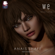 [ west end ] Shapes - Anais (Vista Lia Bento) AD 2