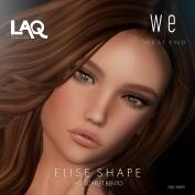 [ west end ] Shapes - Elise (LAQ Scarlet Bento) AD