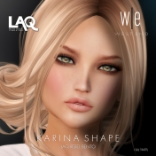 [ west end ] Shapes - Karina (LAQ Rebel Bento) AD