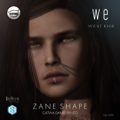 [ west end ] Shapes - Zane (Catwa Daniel Bento) AD3