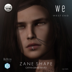 [ west end ] Shapes - Zane (Catwa Daniel Bento) AD3