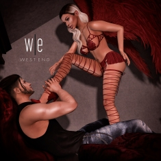 [ west end ] Bad Angel Couples Pose-1300