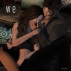 [ west end ] Poses - State of Love - Couples Pose AD - 1300