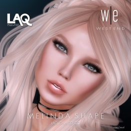 [ west end ] Shapes - Melinda (Laq Gaia Bento) AD