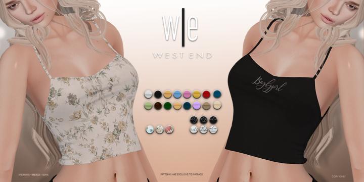 [ west end ] V.I.P. Group Gift March2018!