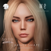 [ west end ] Shapes - Carney (Lelutka Chloe Bento) AD - exclusive