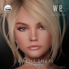 [ west end ] Shapes - Janelle (Catwa Tala Bento) AD