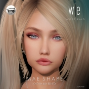 [ west end ] Shapes - Mae (Catwa Lilly Bento) AD
