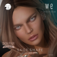 [ west end ] Shapes - Sage (Lelutka Greer Bento) AD - exclusive