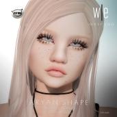 [ west end ] Shapes - Aryan (Catwa Lona Bento) AD