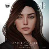 [ west end ] Shapes - Harley (Catwa Catya Bento) AD2