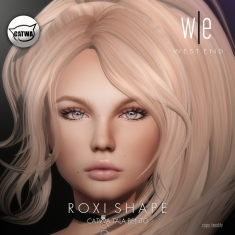 [ west end ] Shapes - Roxi (Catwa Tala Bento) AD