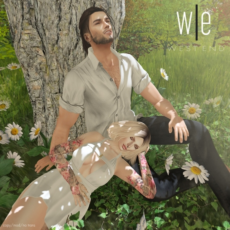 [ west end ] Spring Fling II - Couples Pose high res