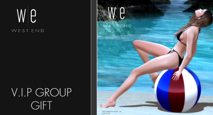 V.I.P Group Gift – June2018