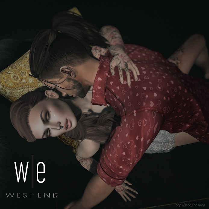 [ west end ] Anticipation Couples Pose AD