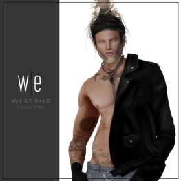 [ west end ] Shapes - Ethan (CATWA Daniel Bento) AD-MP-FULL BODY