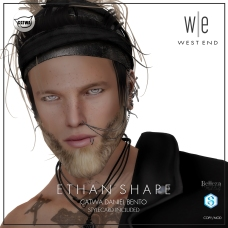 [ west end ] Shapes - Ethan (CATWA Daniel Bento) AD1
